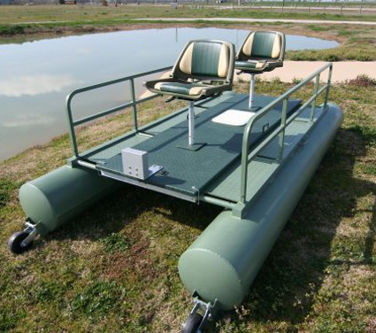 Brand New 10 Ft Two Person Pontoon Fishing Boat Pontoon Small Fishing Boats Small Pontoon Boats