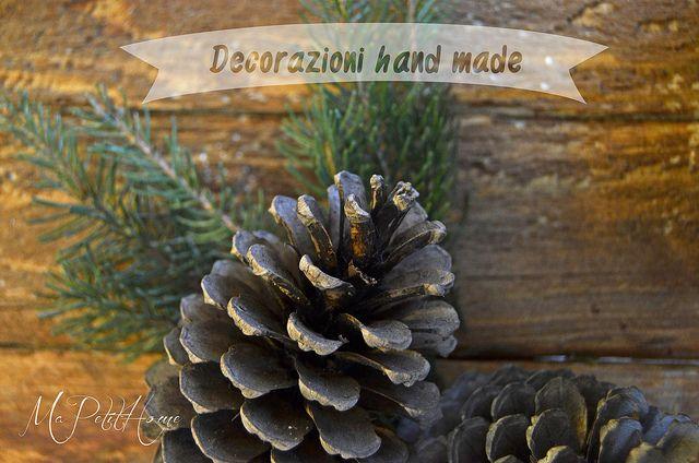 Decorazioni Muschio by MaPetitHome, via Flickr