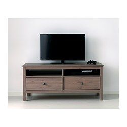 Hemnes Tv Unit Gray Brown Ikea Probably Not Something Its