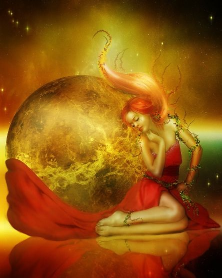 Super Full Moon October 15th-16th 2016 ~ A Chance to Heal Ouerselves