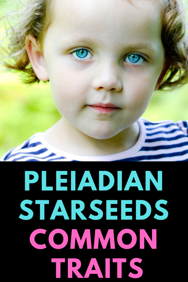 Are You a Star Child? 12 Traits of Starseed Children | Spiritual