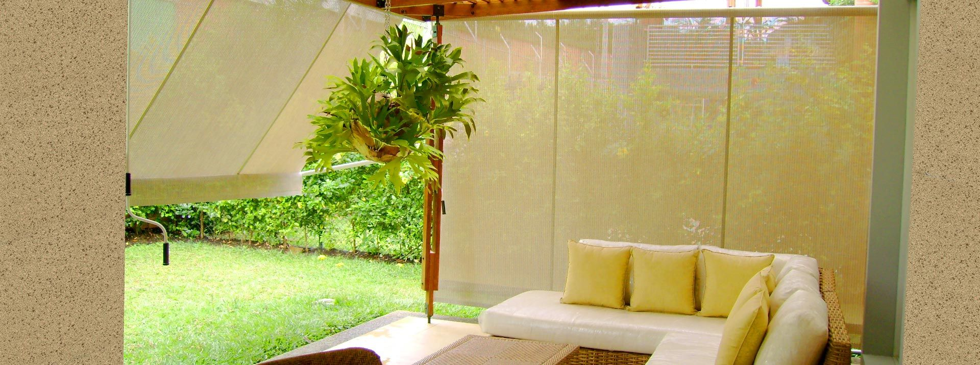 Parasoles Tropicales Toldos Sombralinas Muebles En Teca  # Muebles Teca Interior