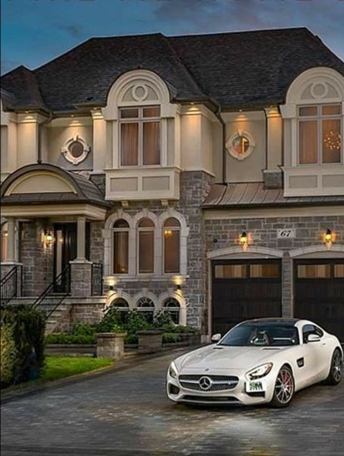 Pin By Full Circle Creations On Maybach Style Mansion Dream House Exterior House Styles Dream Home Design