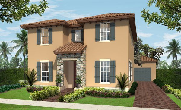 Kendall Square Single Family New Condos New Homes In Kendall Pre