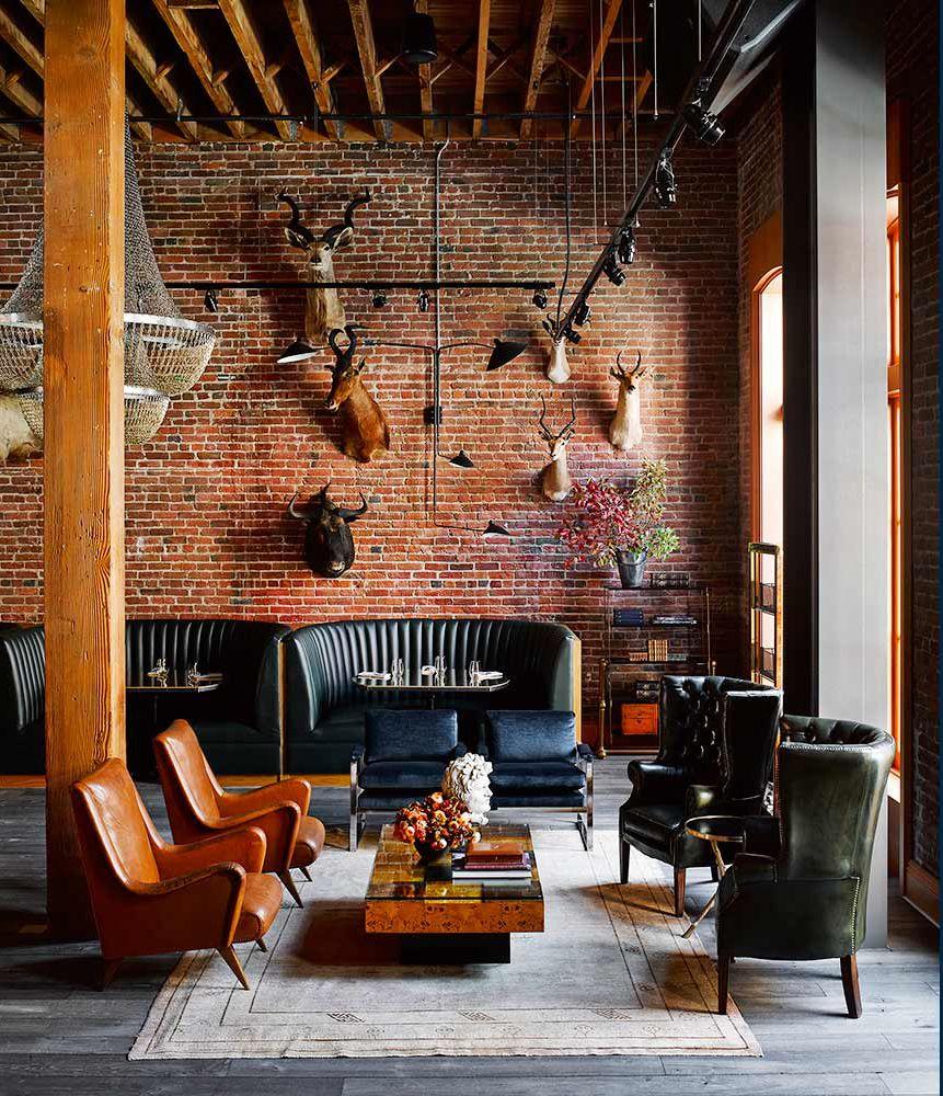 The Battery Club San Francisco Interior Design Architects