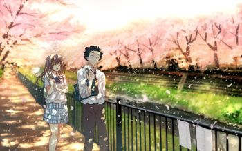 Koe no katachi HD Wallpaper | Background ID:738316