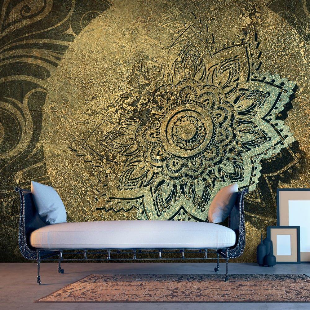 Pittura Resistente Ai Graffi fotomurale - golden treasure | pittura piastrelle, colori