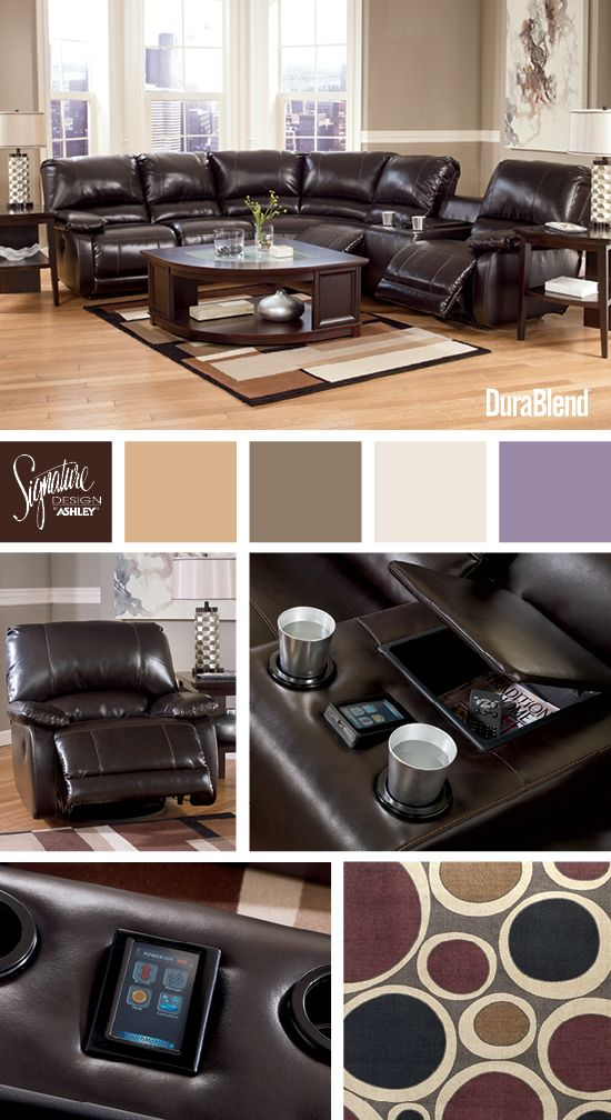 Capote Durablend Sectional Ashley Furniture