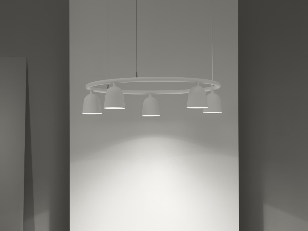 Convex Circle By Jens Fager For Zero In 2020 Indoor Lamp Lighting Wall Fixtures