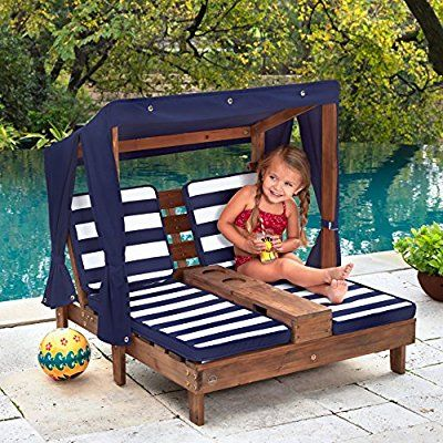 Super Cute For The Kids Around The Pool Pool Liegestuhle Sitzgelegenheiten Regenschirm
