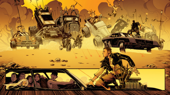 In The Pines Mad Max Fury Road Concept Art Featuring The Five Mad Max Fury Road Mad Max Concept Art