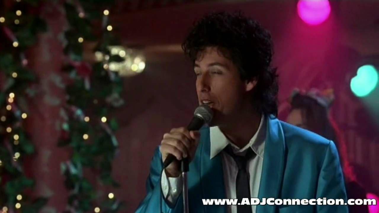 Adam Sandler Cantando You Spin Me Round
