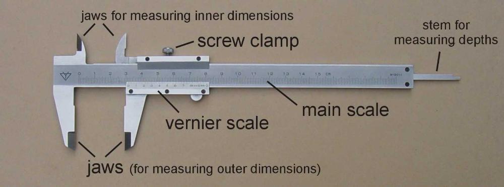 How To Read A Vernier Caliper Mini Physics Learn Physics Online Vernier Caliper Vernier Electrical Engineering Humor