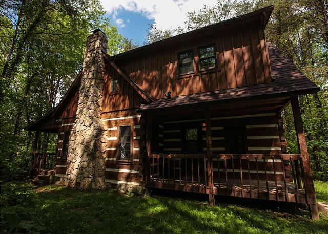 Alpine Cabin Romantic Cabins Old Man S Cave Chalets In The