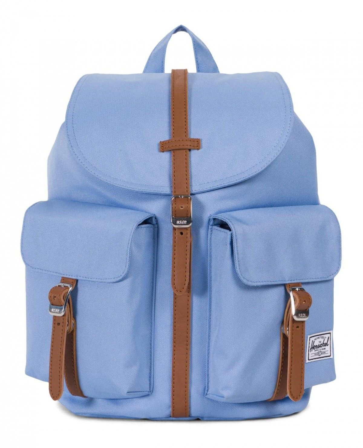 29953067e73 Herschel Dawson XS Backpack Poly Hydrangea Tan