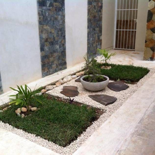 Jardines ideas im genes y decoraci n interiors for Diseno de jardines fotos