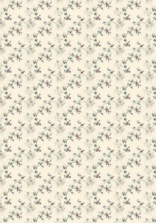 printable dollhouse wallpaper fever - photo #10