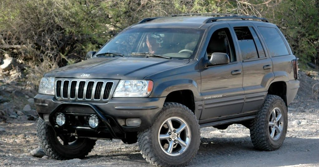 Jeep Grand Cherokee Wg Service Repair Manual 2002 2003 Jeep