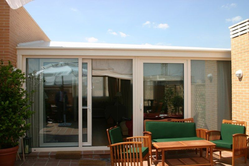 Puertas de aluminio correderas nuestra casa - Puertas terraza aluminio ...