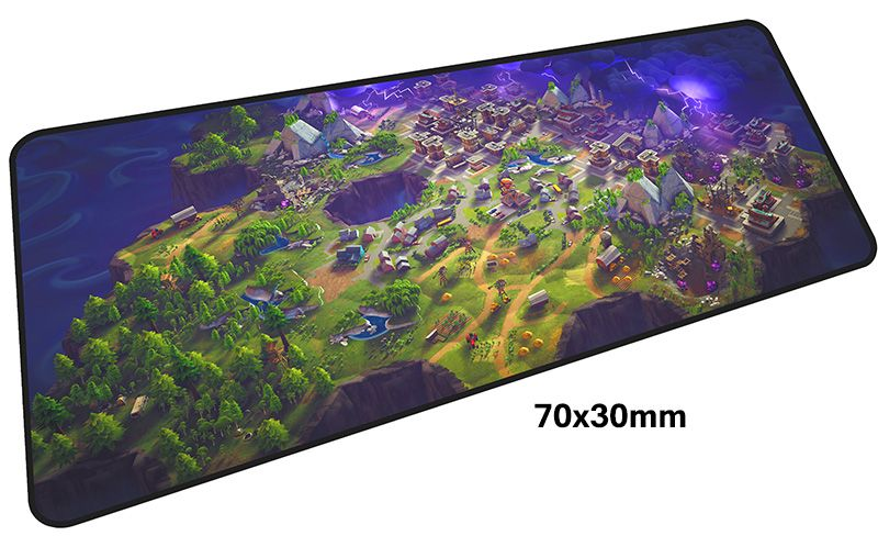 Fortnite Mousepad Gamer 700x300x3mm Gaming Mouse Pad Mouse Pads