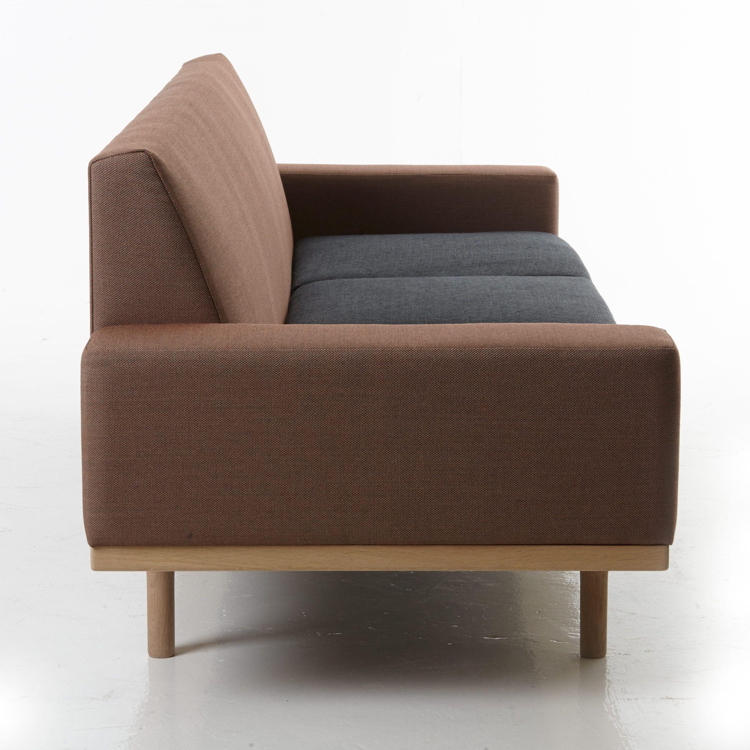 Danish Style Sofa Australia Clean Leather Saddle Soap Illum Wikkelso Three Seater Exclusive To