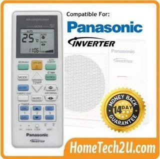 Harga Ac Inverter Panasonic 1pk 1 1 2pk 2pk Terbaru 2016