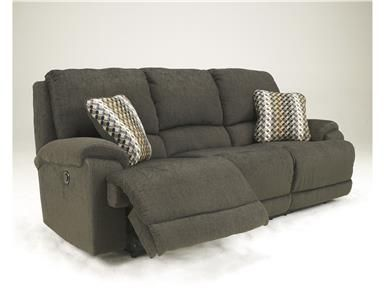 Shop For Signature Design Reclining Power Sofa, 8970202, And Other Living  Room Sofas At