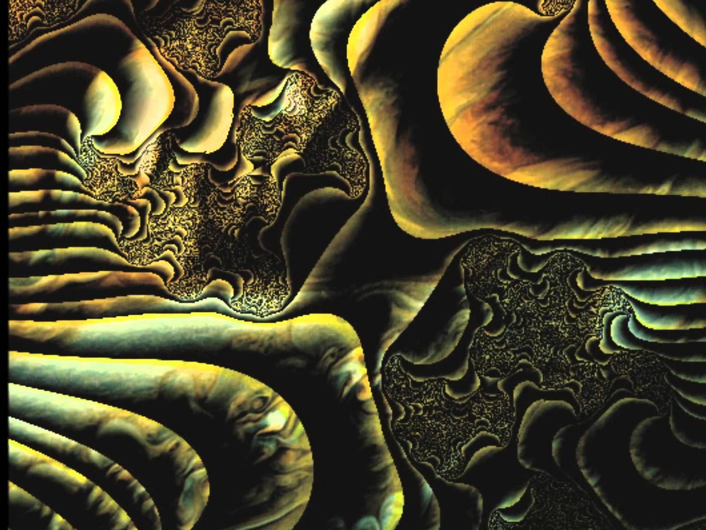 JÚPITER. Viaje musical al planeta Júpiter en imágenes fractales