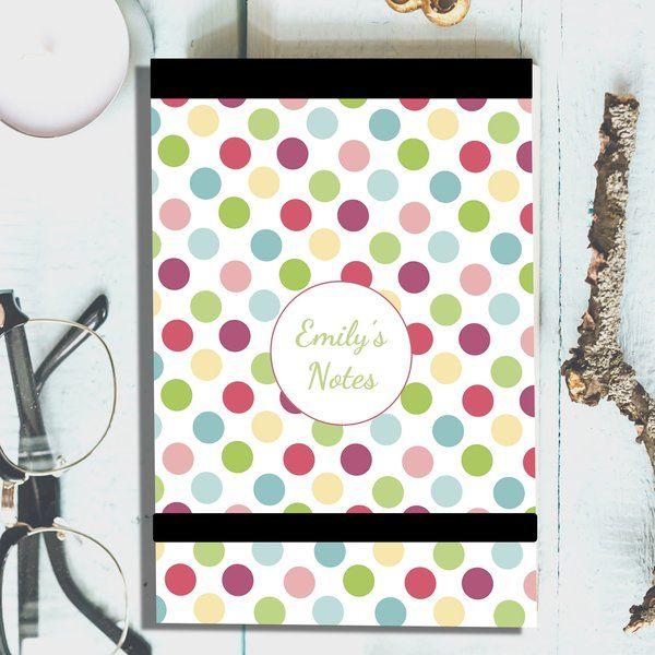 Notepad - Colour Spot