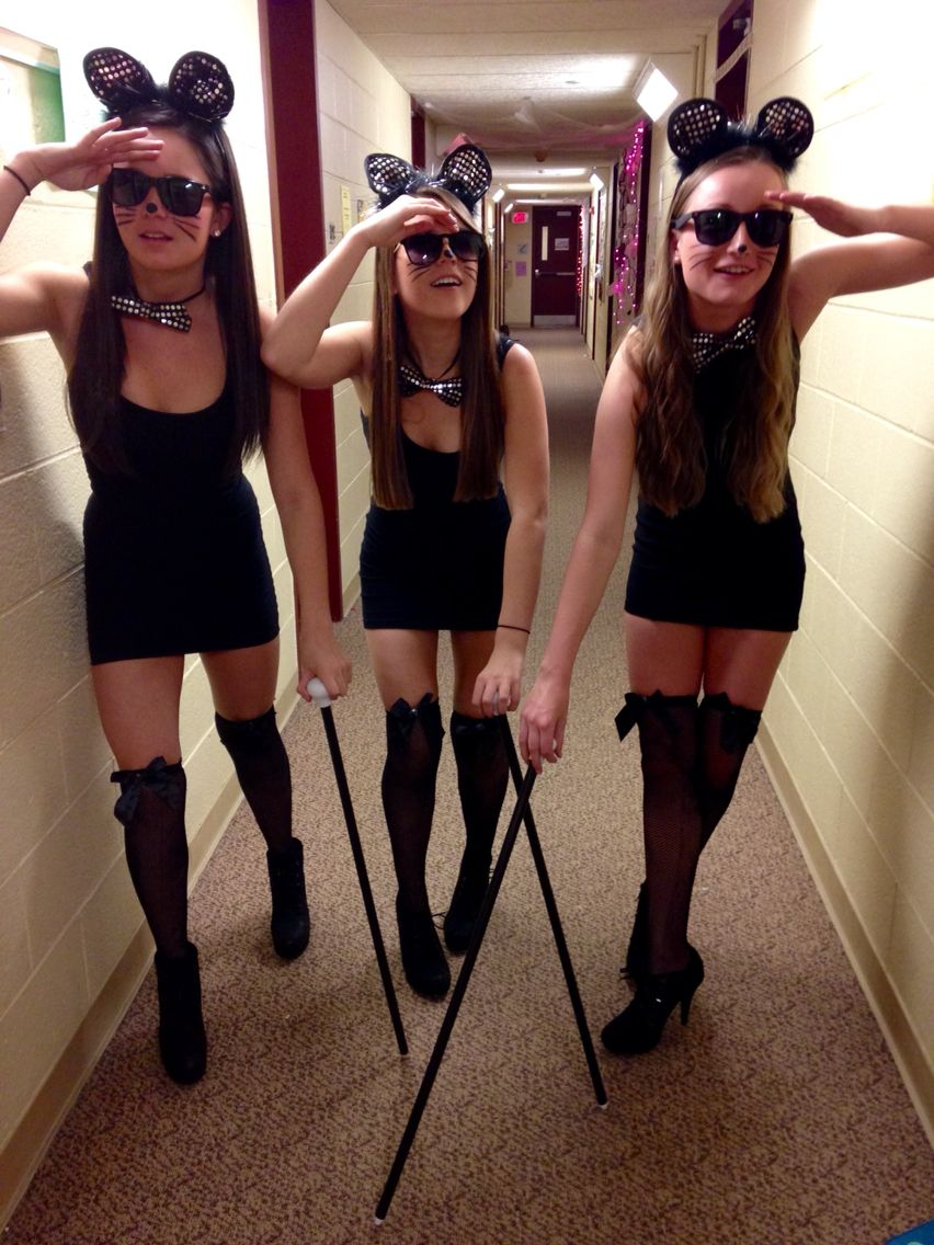 sisters halloween costume ideas cute three blind mice halloween costume halloween ideas - Halloween Costumes Three Girls