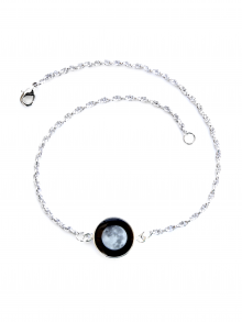 Moon Phase Anklets Moonglow