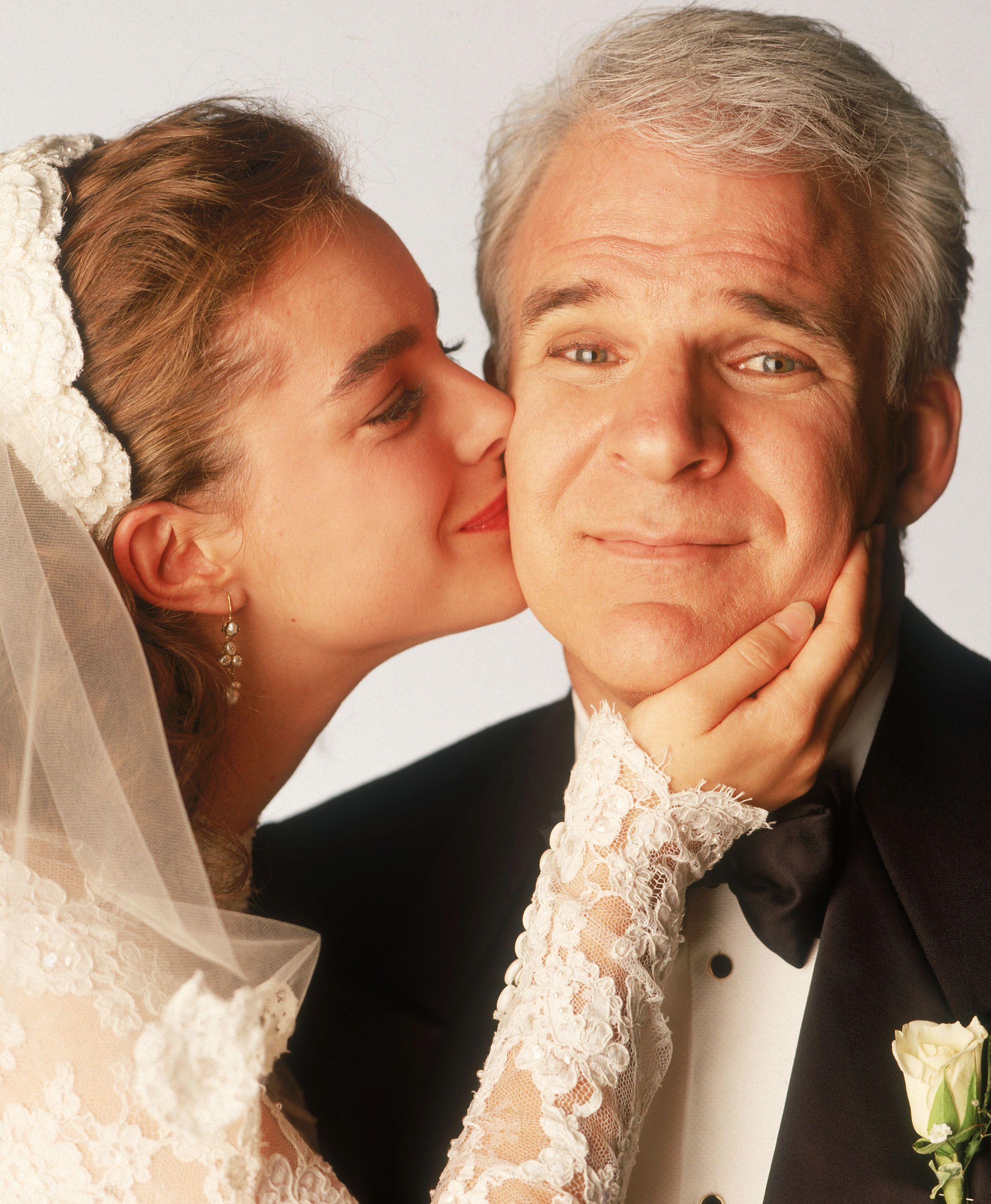 Watch Father of the Bride cast reunite for a new wedding ... |Father Of The Bride Cast
