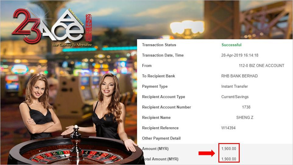 Bizone casino casino night party ideas games