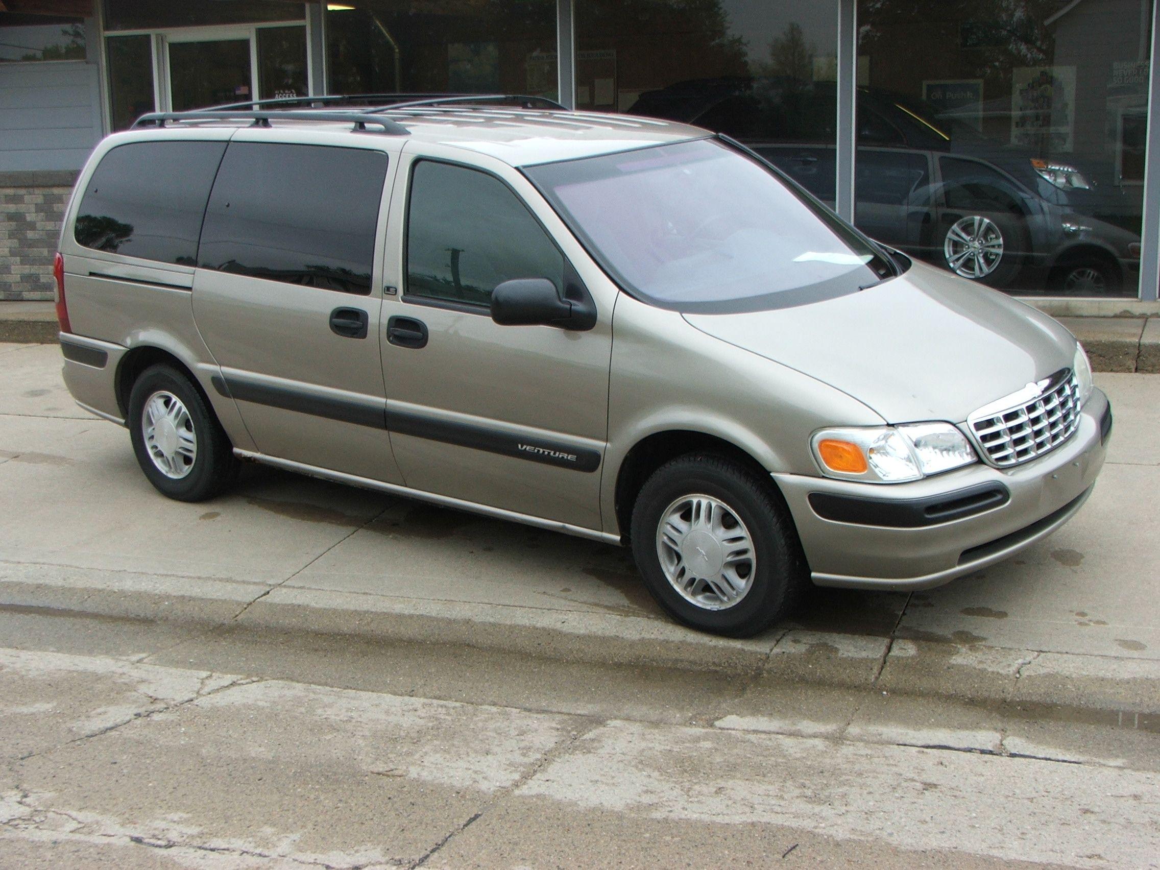 Lucky 13 99 Chevy Venture Hated Minivans Mini Van