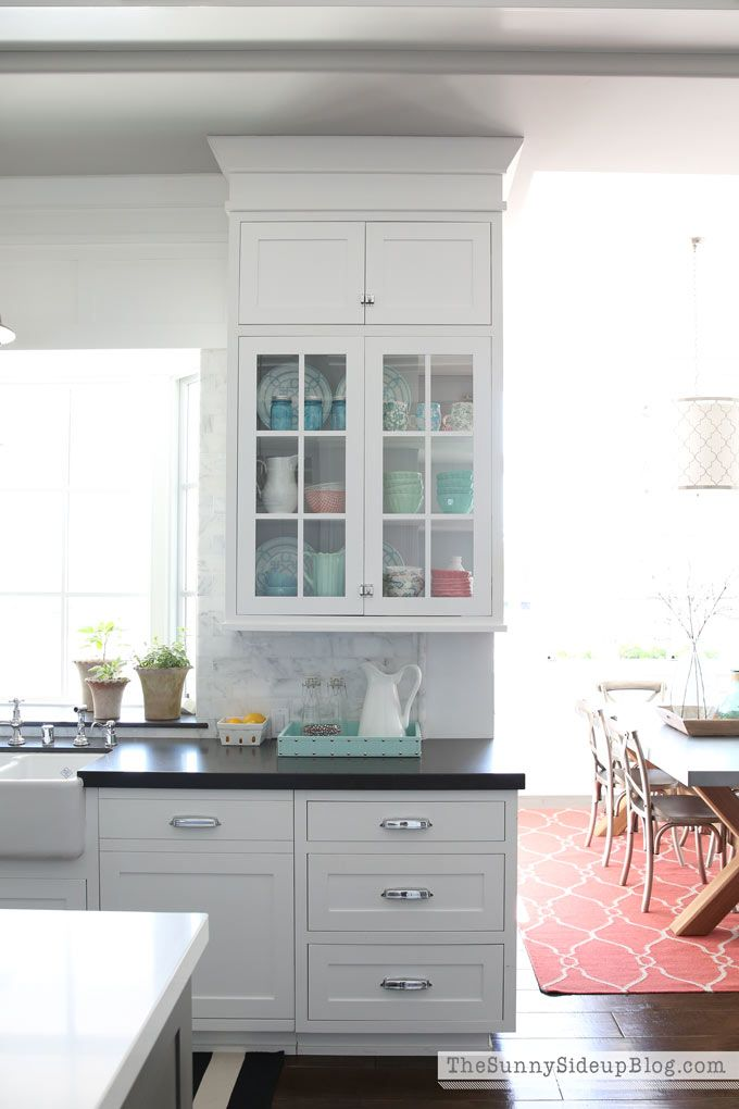 Kitchen decor ideas for Spring The