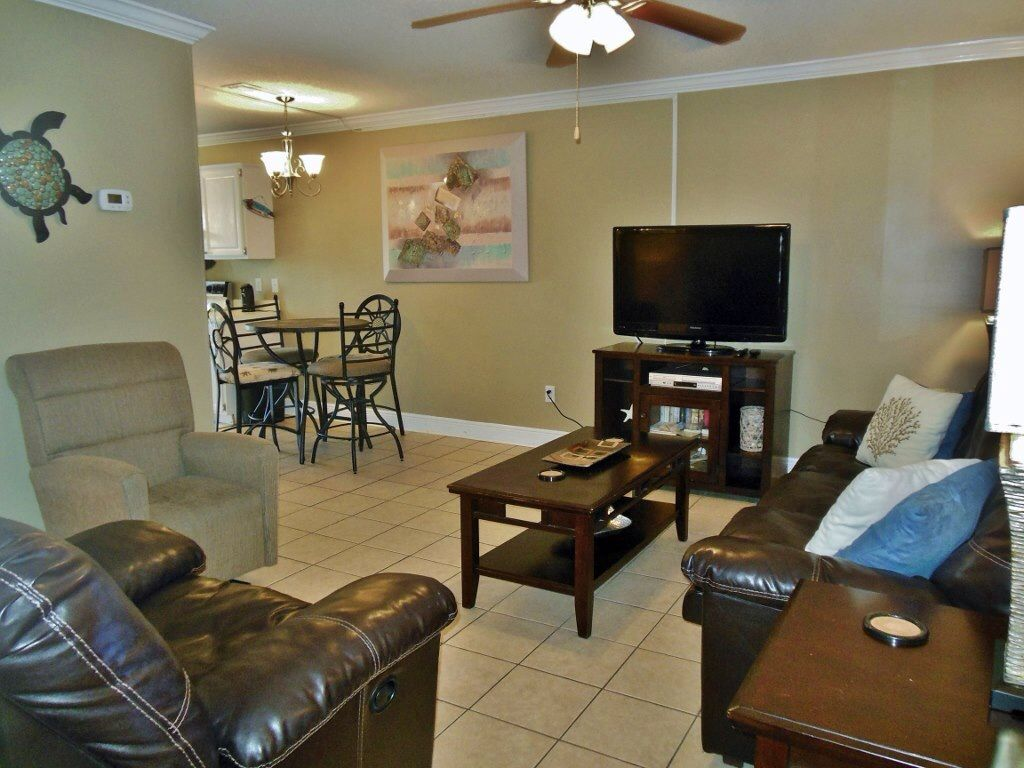 ocean reef 107 is a prime example of a beachfront affordable condo