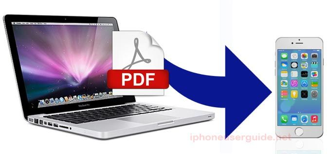 How to Transfer PDF to iPhone Using iBooks Unlock iphone