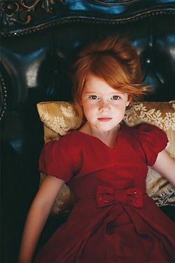 Very young petite tiny redhead accept