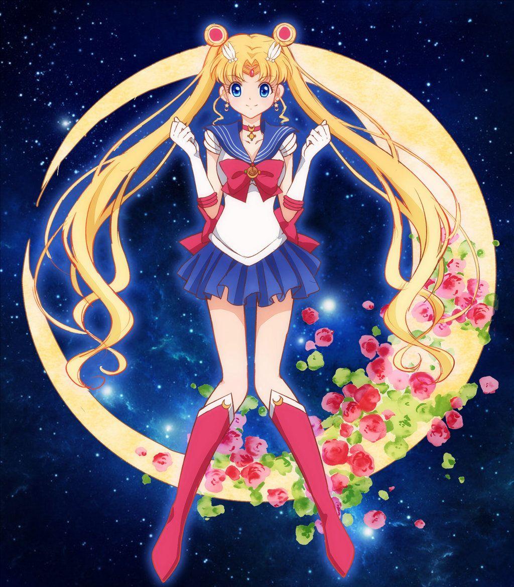 Sailor Moon by on deviantART