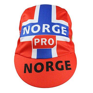 Men's Cycling Caps - Kooplus2013 Championship Norway Sports Outdoor Cycling CapSize Average -- For more information, visit image link.