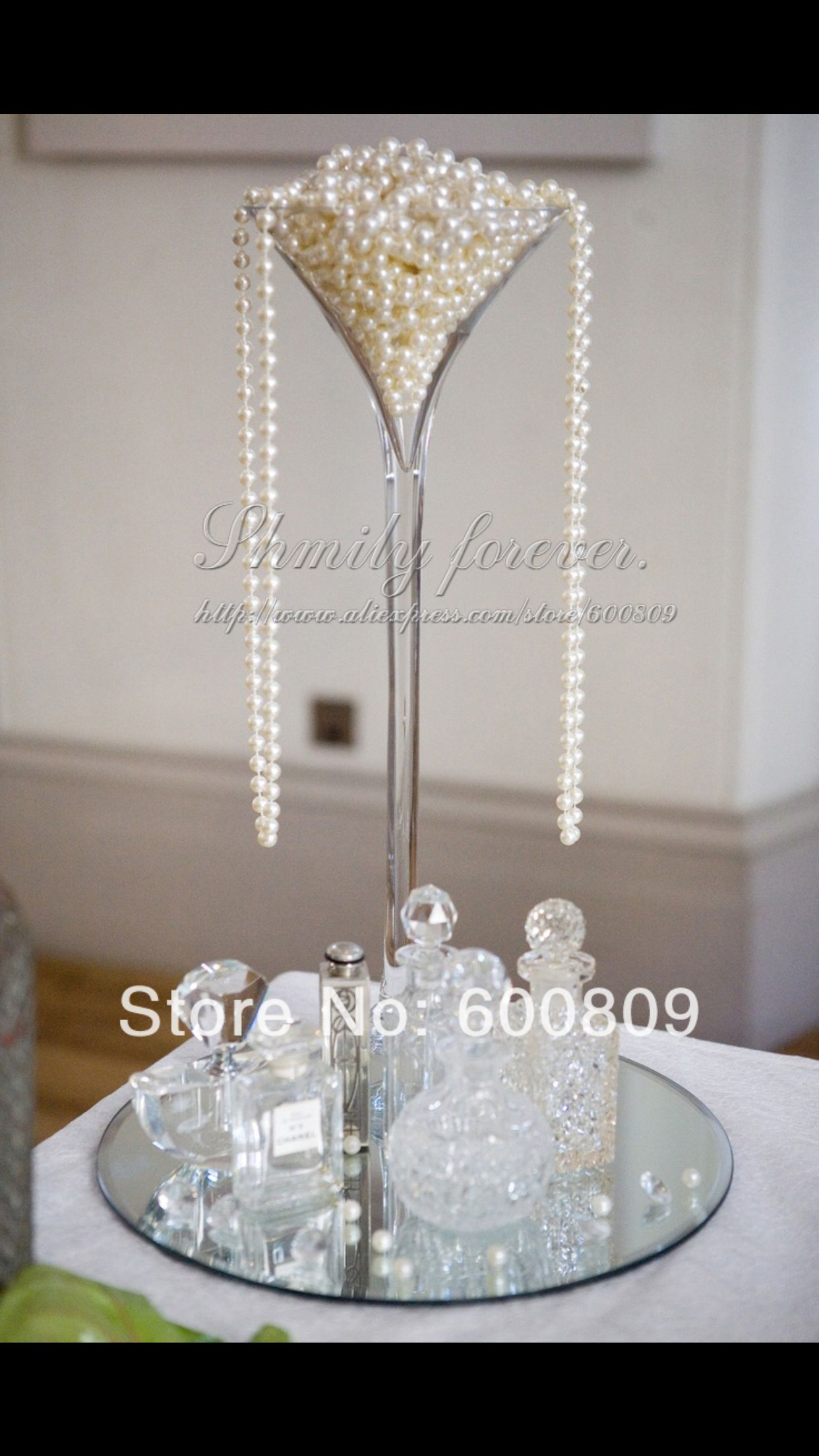 Pin by Carla Reed on Diamonds and Pearls Wedding Theme | Pinterest ...