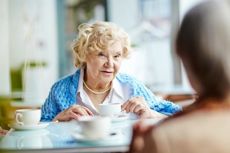 Talking about safety with your senior is absolutely vital