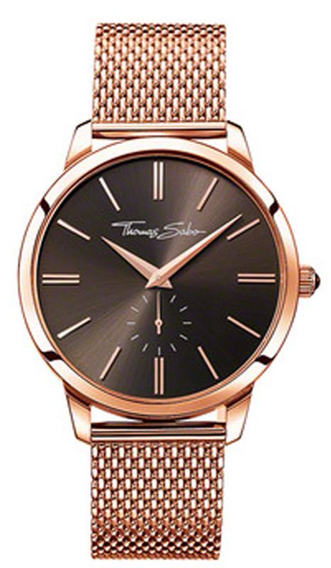 0b2f6ed307f Thomas Sabo - Men s Rose Gold Dress Watch