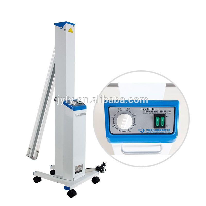 medical portable ultraviolet room sterilization clinic