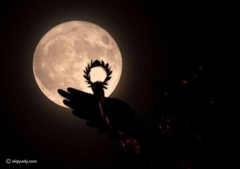 أجمل صور القمر العملاق ظاهرة نادرة لم تحدث منذ 7 عقود All Planets Mercury Retrograde Celestial Bodies