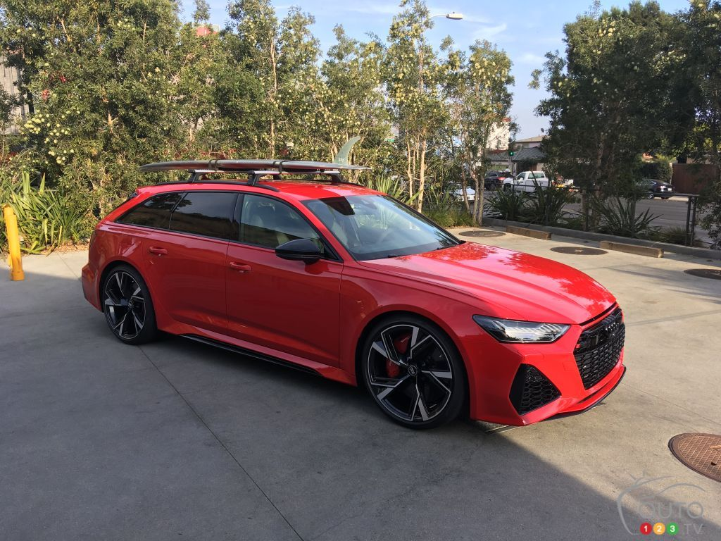 2020 Audi Rs 6 Avant First Drive In 2020 Audi Wagon Audi Rs Audi Rs6