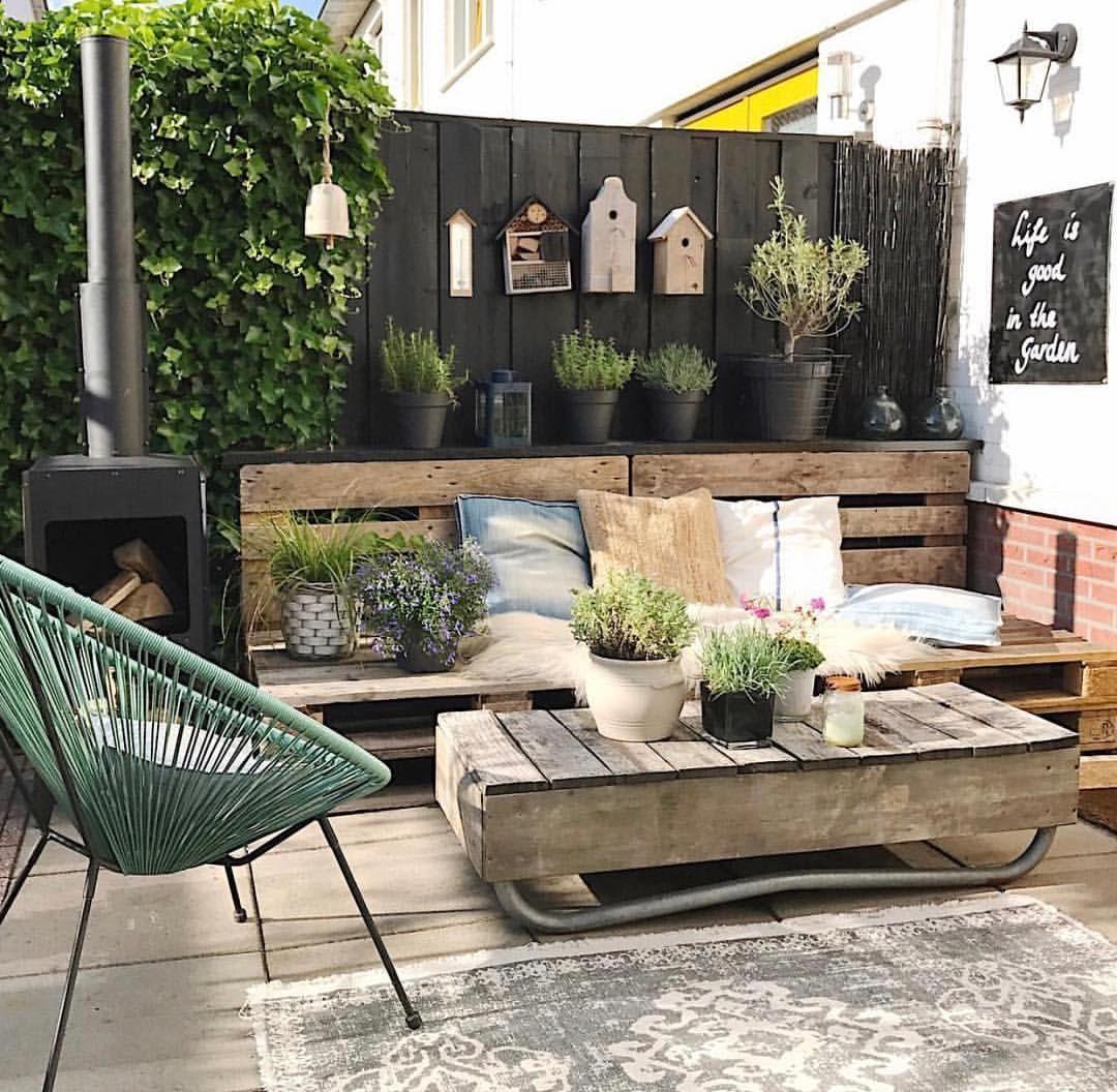 Pin di Soo K su 옥상 정원 | Pinterest | Giardino, Balconi e Terrazzo