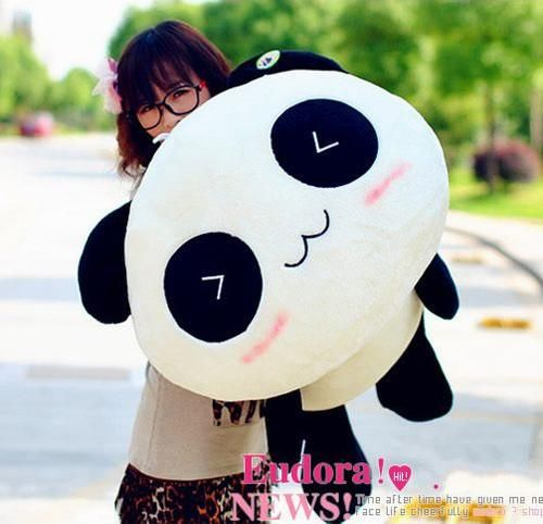 I found 'Cute Panda Plush Toy Stuffed Animal' on Wish, check it out!