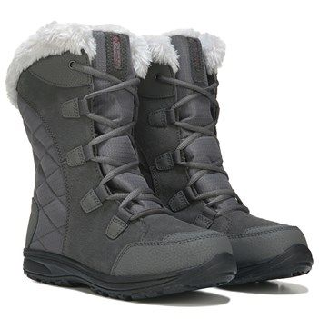 Columbia Women's Ice Maiden II Waterproof Snow Boot at Famous Footwear