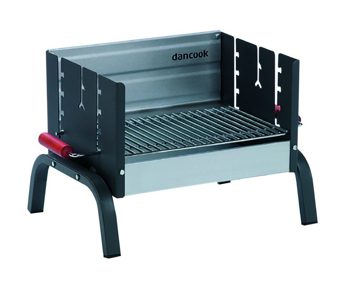 Table Top Smaller Size Dancook Charcoal Grill Cart, mehrfarbig ...